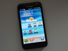 Amazing phone - Samsung Epic 4G Touch