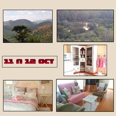 11 and 12 Oct 2017.  Weekend retreat  near Joburg  in the ancient crater of the Vredefort Dome.  Come and see the stars like you never see them in a city.  Visit the Small Bee-Eater with its iridescent light-green back orange breast and red collar.  Walk among the Zebra and Impala.  Talk to the baby Nyala.  If you dare feed the tame Ostrich Lucy.  Rest in the luxurious beds.  All in all just relax and enjoy the new people.  Visit http://ift.tt/2xYJ1HR for more info.  R500 p.o. including food…