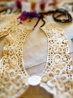 Doily Collar by Kurrajong Polo Co