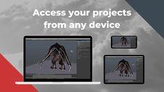 Booste - Run performance desktop apps from any device Tool Design, App Design, Computational Fluid Dynamics, Video Editing Apps, Desktop, Hot, Application Design