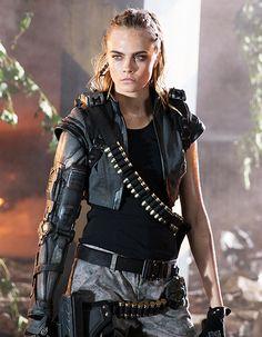 Cara Delevingne, Michael B. Jordan, Marshawn Lynch Star in Black Ops 3 - Us Weekly
