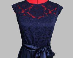 Cordón del vestido de Dama de honor Dama de honor por GraceGown