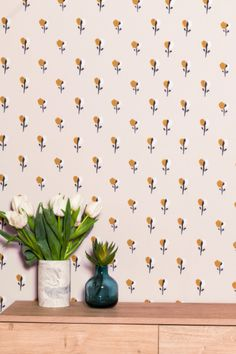 Part of the Chasing Paper x Our Heiday collection, the Blossoms print perfects the art of subtlety. It proves to be a frontrunner as a pattern fit for any room because of its exquisite design and detail. Fern Wallpaper, Black Wallpaper, Wallpaper Ideas, Exotic Flowers, Purple Flowers, Yellow Roses, Pink Roses, Sophisticated Girls Room, Blossoms Florist