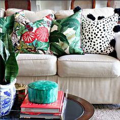20 Beautifully Decorated Real Life Living Rooms - Dimples & Tangles