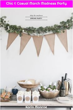1. Chic & Casual March Madness Party Chic & Casual March Madness Party Chic & Casual March Madness Party – Earnest Home co.  , #Casual, #Chic, #Madness, #March, #Party
