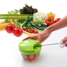 Vegetable Hand Chopper for Chopping, Shredding or Slicing. #antoskitchen #vegetable #chopper