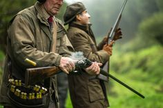 ByBrett,Westley Richards, Chargot, Betwys Hall, Shooting,