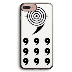 Naruto Obito of Six Paths Apple iPhone 7 Plus Case Cover ISVC932