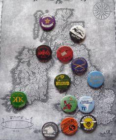 Quidditch teams of Britain and Ireland 😍😩