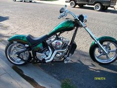 2007 American Performance custom high roller   Custom Chopper Motorcycles For Sale - Used & New