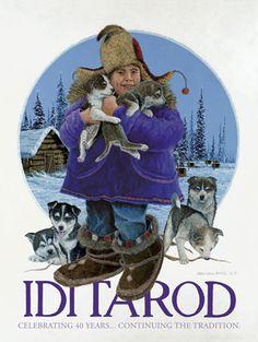 2012IditarodPoster_300x.jpg (300×399)      Jon Van Zyle Art Gallery - Iditarod Posters  www.jonvanzyle.com