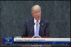 Trump Hace Visita Sorpresa A México Y No Le Pide Perdón A Los Mexicanos Por Sus Comentarios