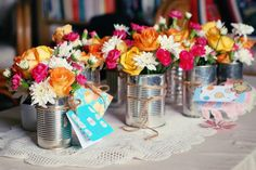 nice arrangements for tables- mothers day