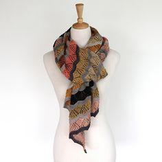 Ravelry: Lamina Wrap pattern by Ambah O'Brien