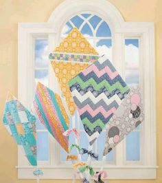 Kite quilts