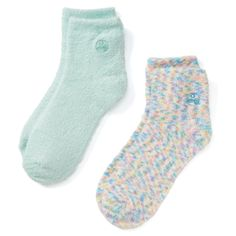 Earth Therapeutics Aloe Socks Pack Christmas Stocking Stuffers for Her for Women Holiday Gift Guide Moisturizing Footcare pedicure. Earth Therapeutics Aloe Socks, 2 Pair Per Package Pair Multi-colored, One Pair Aqua) Multi Coloured Socks, Stocking Stuffers For Mom, Natural Aloe Vera, Aqua Socks, Patterned Socks, Feet Care, Holiday Gift Guide, Hosiery, Confetti