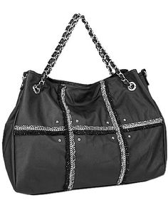 BCBGeneration Chained Bag