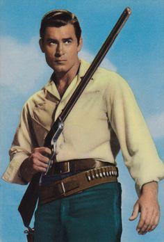 Fort Dobbs (1958) - Clint Walker