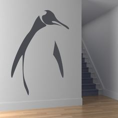 Penguin :) I love the simplicity of this.