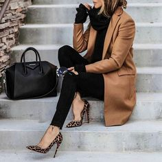 Shoes bag and coat . Sophisticated swag #powerdressing #givenchy #lyl #itbag #loveyourlook #boss #careerwoman #businessattire #lifestyle #citylife #corporatefashion #womensfashion #bosswomen #bosslady #entrepreneur #mogul #bosslife #womeninbusiness #citywomen #fashionjunkie #fashion #style #workwear #workfashion #executivefashion