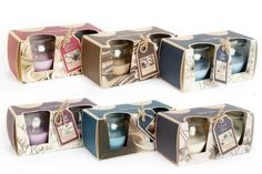 Twin Pack Candles - 6 asstd - silplc.com