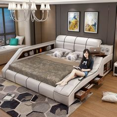 20 best modern bed images modern bedroom furniture modern bedroom rh pinterest com