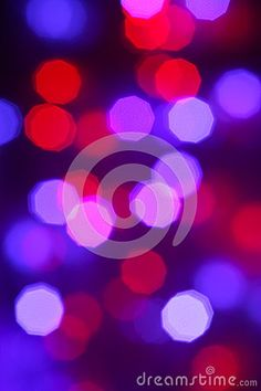 Purple Blurred Background - Abstract Wallpaper