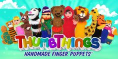 People Finger Puppets   22 Gift Ideas for Government Coworkers That Don't Break Ethics Rules ...