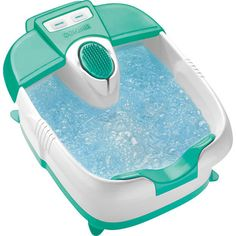 Great, relaxing gift for him or her - Conair FB30 Relaxing Foot Spa