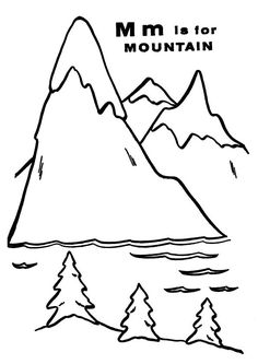 mt everest coloring pages | Mount Everest Coloring Pages Coloring Pages