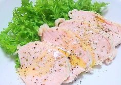 Moist Poached Chicken with Olive Oil Recipe -  Very Tasty Food. Let's make it!