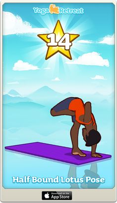 Join me in playing Yoga Retreat, I just reached level 14!