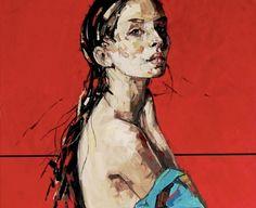 Anna Bocek Polish painter