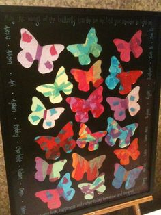 Auction - Butterfly print?