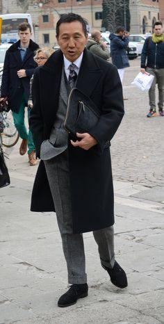 Not Your Average Gentleman — heinfienbrot: Yasuto Kamoshita