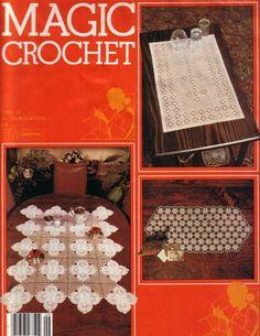 Magic Crochet Nº 09 - Rosio Llamas - Picasa Webalbumok