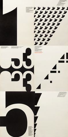 Typographische Monatsblätter 1962 issues - Fonts In Use