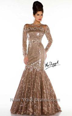 Mac Duggal 85232D Dress - NewYorkDress.com