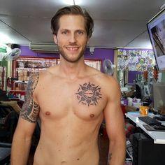 #Yant paed tidt # by Bangkok ink tattoo studio#