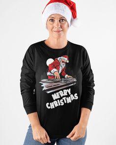 Dj Santa Merry Christmas