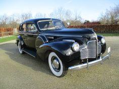 Buick -  série Limited Limousine - 1940