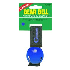 Coghlan's Magnetic Bear Bell -- Check this awesome product by going to the link at the image.