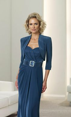 Mother of the bride dress for those wanting to come dressed as The Linda Evans character from Dynasty