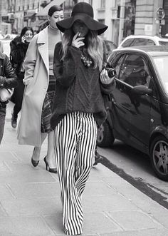 Stripped pant <3