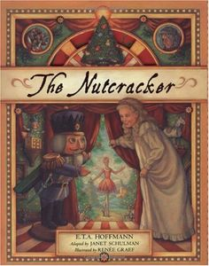 The Nutcracker......It was fun seeing my girls perform in the local performance when they were young....