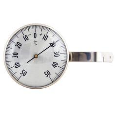 Termometer från Byggfabriken Kitchen Interior, Clock, Home Decor, Watch, Decoration Home, Room Decor, Clocks, Home Interior Design, Home Decoration