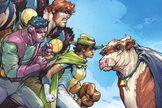 DC Comics October 2014 solicitations