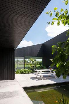 bruno vanbesien architects . House TV . AFFLIGEM (7)