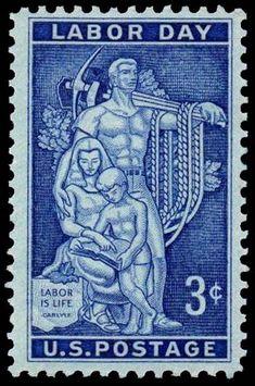 US Stamps 1956. Scott # 1082