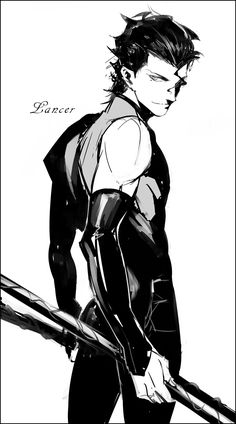 fate zero lancer | Tumblr fave :33